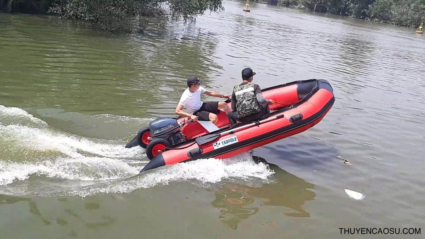 Máy gắn thuyền giá rẻ
