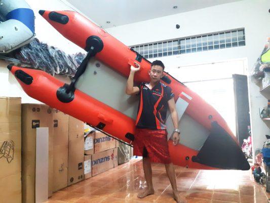 Thuyền bơm hơi Kaboat