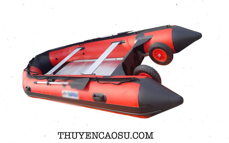 Có nên mua thuyền sàn nhôm lắp ghép ?